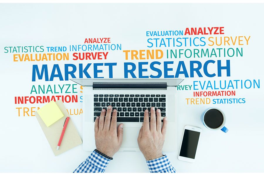Market research data collection and interpretation